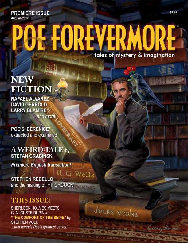 Poe Forevermore Magazine Issue 1