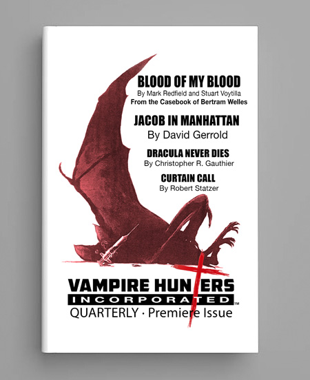 Vampire Hunters Quarterly