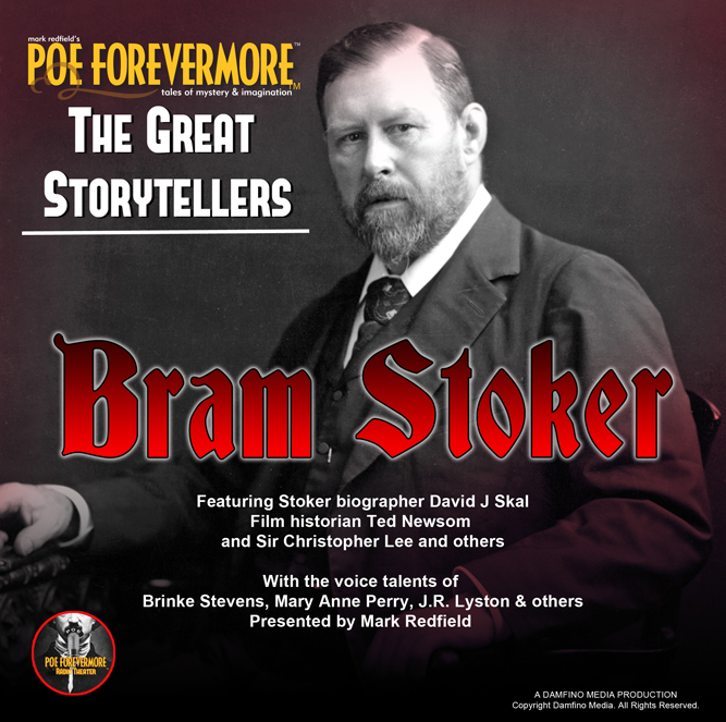 The Great Storytellers: Bram Stoker